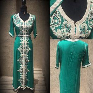 Dresses & Skirts - 🤘🏼Handmade Kaftan 1/2 Length Sleeve
